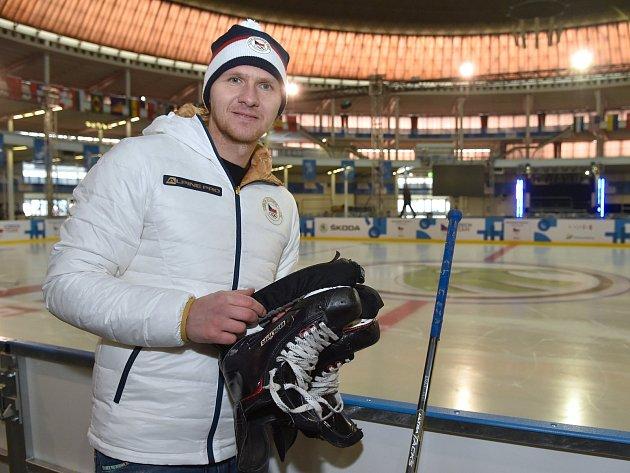 Hokejista Martin Erat.