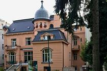 Vila Löw-Beer v Brně.