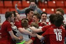Čeští florbalisté do 19 let budou na domácím šampionátu obhajovat zlato z roku 2019, když uspěli v Kanadě.