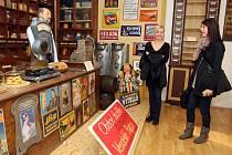 Výstavu Koloniál u pana Bajzy hostí Moravské zemské muzeum.