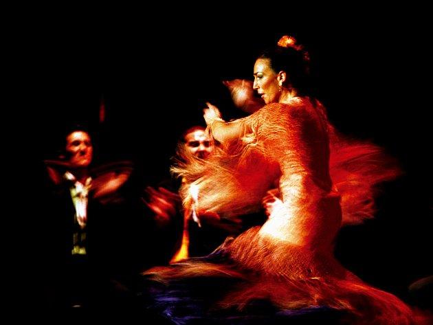 Tanečnice Maria Serrano se na festivalu představí s projektem FlamenTango.