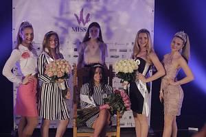 Jihomoravské semifinále soutěže Miss Opravdová krása.