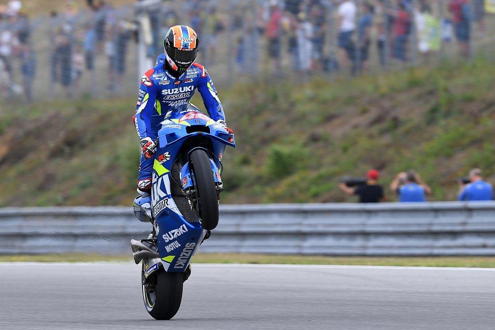 Brno 02.08.2019 - Moto GP 2019 - Alex Rins