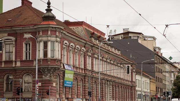 Palác Morgensternových.