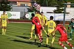 Líšeňští fotbalisté odehráli poslední utkání letošní sezony ve Varnsdorfu.