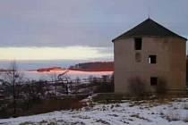 Větrný mlýn v Lichnově