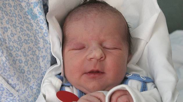 První jihomoravské dítě se narodilo v brněnské porodnici.