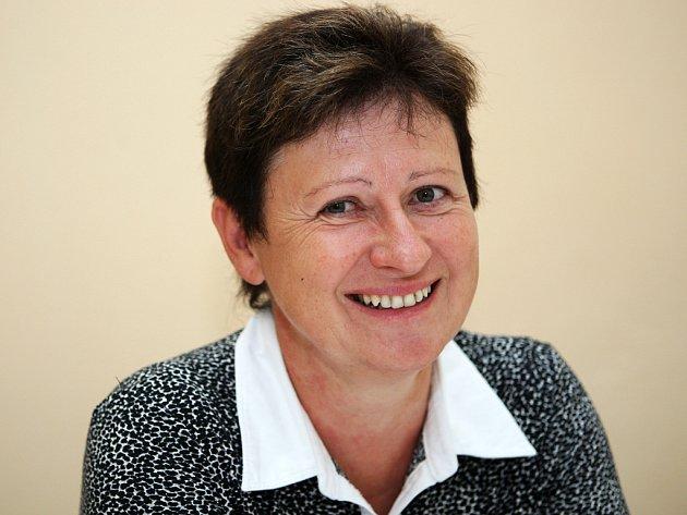 Dana Nováková.