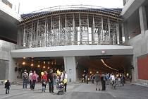 Královopolské tunely v Brně - ilustrační foto.