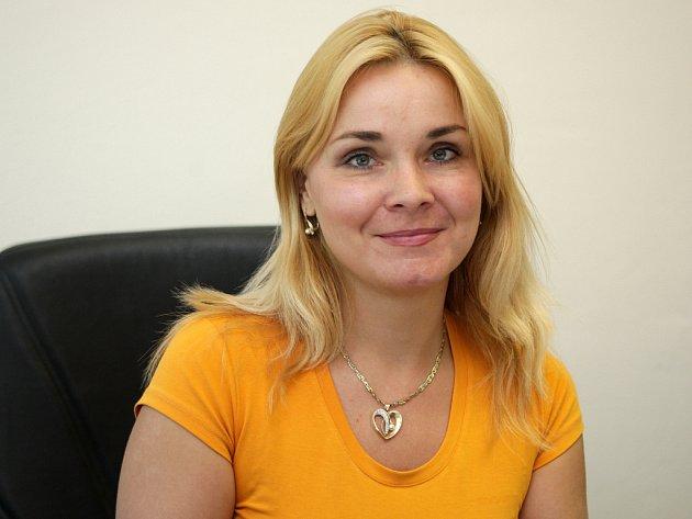 Eva Krčmářová.
