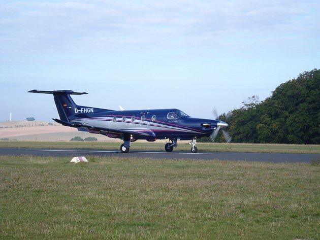 Pilatus PC-12.