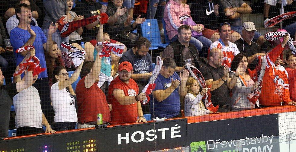 HC Olomouc - Kometa Brno