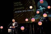 Brno, 30.4.2019 - Festival Janáček Brno získal prestižní mezinárodní ocenění za nejlepší operní festival roku 2018.
