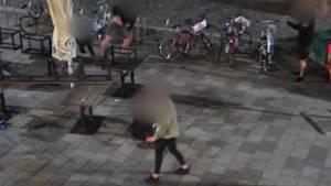Fyzický útok na Jakubském náměstí v centru Brna.