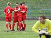 Fotbalisté Bohunic ve středu porazili v dohrávce 18. kola krajského přeboru Bystrc 4:0 a poskočili na druhé místo tabulky.