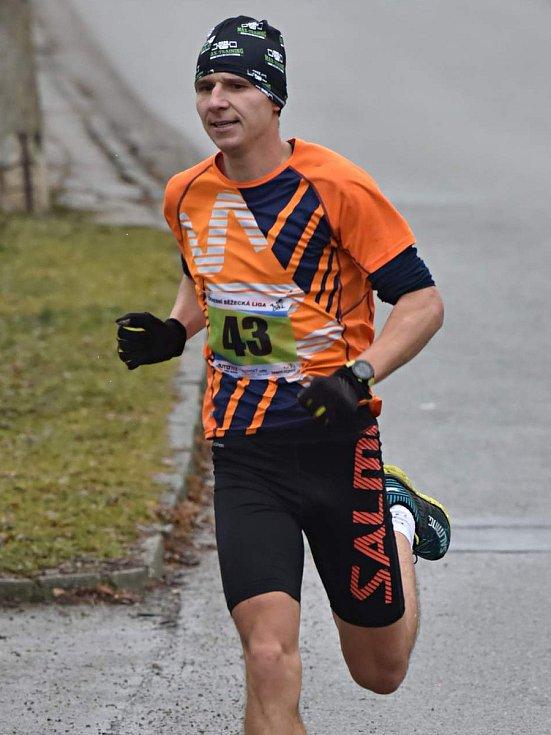 Závod Hraběnčino běhání, Memoriál Jaroslava Parmy v Petrovicích, zakončil letošní seriál Okresní běžecké ligy na Blanensku.