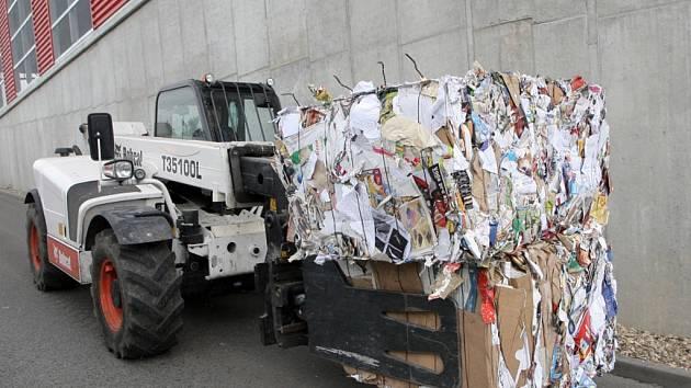 Přes šedesát procent Jihomoravanů třídí odpad. Na Vysočině je statistika ještě o deset procent lepší.