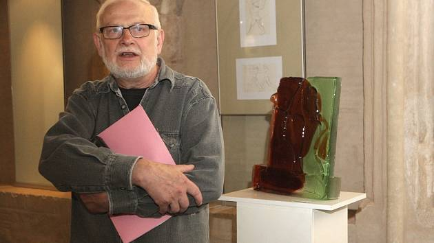 Muzeum města Brna dnes ve východním křídle hradu Špilberk otevře novou výstavu sklářského výtvarníka a designéra Pavla Wernera