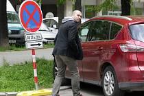 Opravy na třídě Kapitána Jaroše? Stovky řidičů budou řešit, kde zaparkovat.