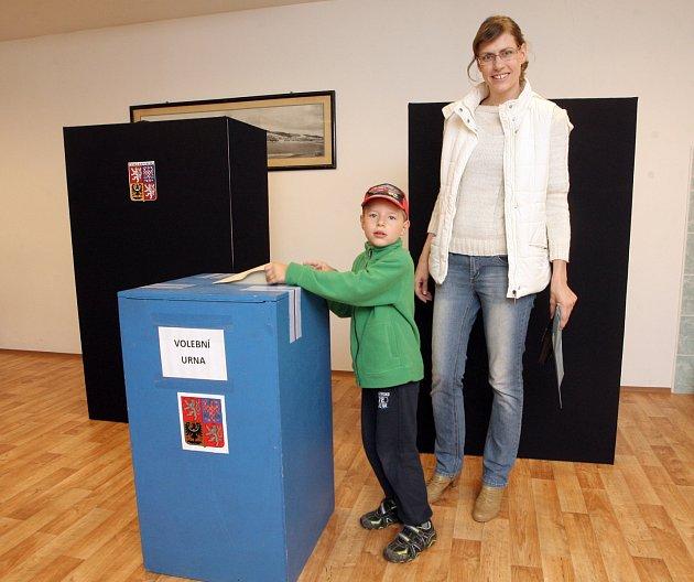 Komunální volby 2014 na Brněnsku.
