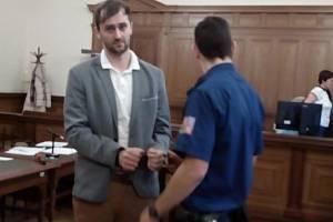 Josef Kopriva u soudu. Ilustrační foto.