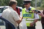 Jihomoravští policisté zahájili prázdninové kontroly na silnicích.
