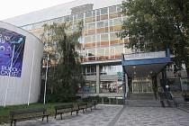 Poliklinika Bílý dům na Žerotínově náměstí v Brně.