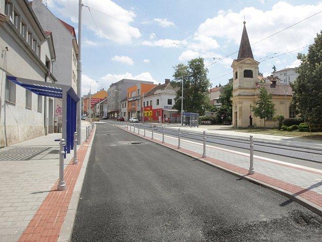 Oprava ulic Minská a Horova se chýlí ke konci. Brněnský deník Rovnost proto zjišťoval, jaká je aktuální situace s parkováním a zastávkami.
