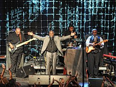 Marceo Parker spolupracoval se zpěvákem Princem nebo kapelou Red Hot Chilli Peppers.