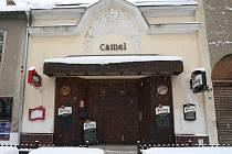 Brněnská restaurace Camel.