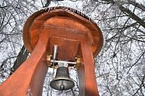 Zvonička ve Střelicích u Brna