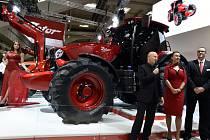 U příležitosti sedmdesátého výročí nastínil brněnský Zetor na veletrhu Agritechnica v německém Hannoveru budoucnost značky. Mimo rozvoj obchodní sítě a rozšíření produktů, přestavil také nový designový směr.
