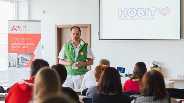 Prezentace projektu Hobit.