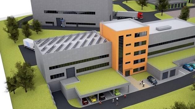 Centrum AdMaS v úterý odstartovalo stavbu nových unikátních pavilonů v areálu univerzitního kampusu školy Pod Palackého vrchem.
