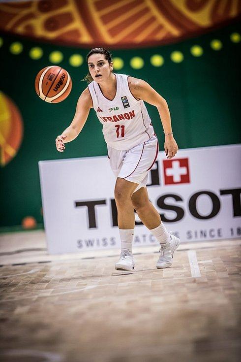 Kapitánka libanonské reprezentace Rebecca Akl posílila basketbalistky KP Brno.