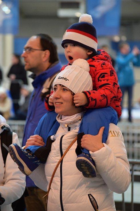 Brněnské výstaviště se v neděli po sedmnácti dnech rozloučilo s Olympijským festivalem. Na třicet sportovišť celkem zavítalo přes 157 tisíc návštěvníků.