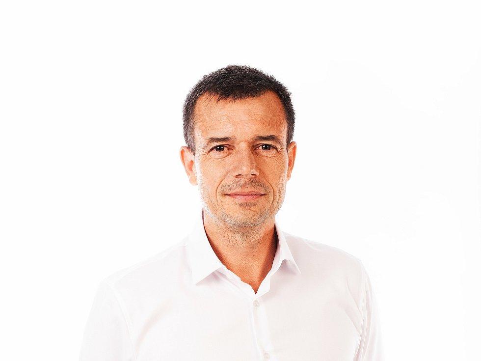 Jiří Kadeřávek, kandidát do Senátu za volební obvod č. 60 Brno-město.