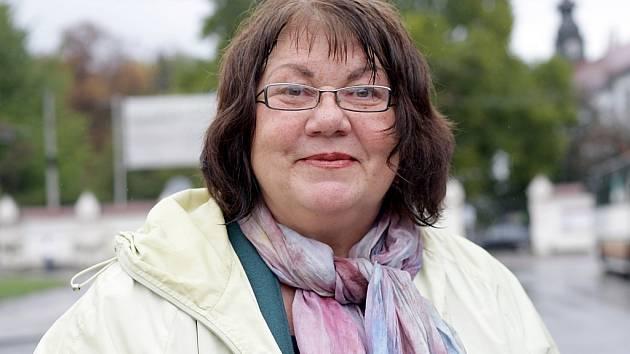Senátorka Eliška Wagnerová.