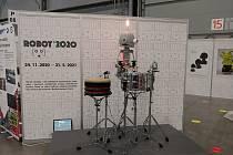 Vrcholem roku 2020 v brněnském Technickém muzeu bude výstava věnovaná robotům. Lidé na ní uvidí i robota Josefa.