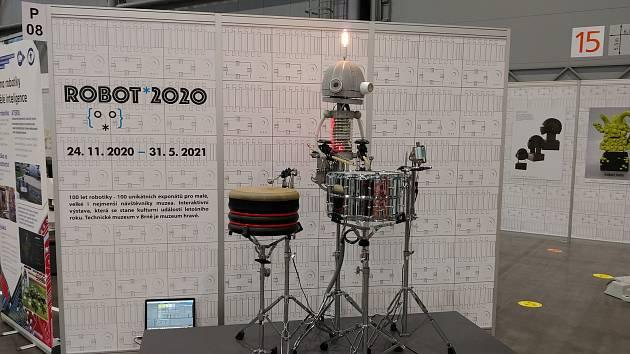 Brno bude čelit invazi robotů. V technickém muzeu