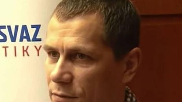 Bývalý úspěšný silničář Tomáš Konečný.
