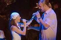 Premiéra koncertní verze Jazz Side Story byla v roce 2007. Jedny z hlavních rolí ztvárnili Petr Gazdík a Radka Coufalová.