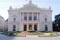 Mahenovo divadlo, jedna z budov Národního divadla v Brně.