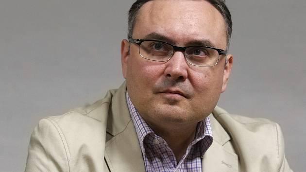 Předseda krajské organizace ANO Marek Janíček.