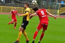 26. kolo FNL, FK Baník Sokolov - FC Zbrojovka Brno