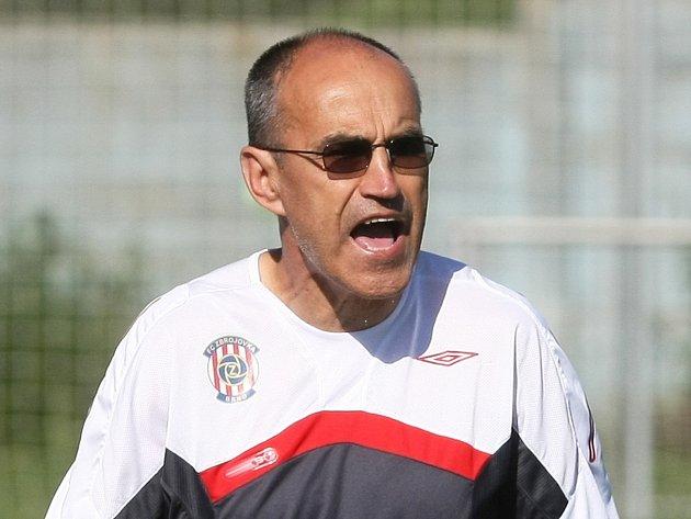 Trenér Václav Kotal letos završil tříleté působení v brněnské Zbrojovce.