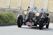 Bugatti, Bentley, Tatra nebo Praga. Veteráni těchto značek projeli Blanenskem.