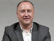 Náměstek primátora Richard Mrázek.