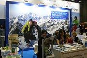 Na brněnském výstavišti byl zahájen letošní ročník veletrhu cestovního ruchu GO - REGIONTOUR. Láká i na výstavu Re:publika.