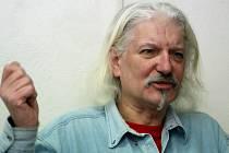 Zakladatel hudební skupiny Argema - Stanislav Borovička.
